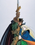 Ova Ban[record Of Lodoss War] Digital Remaster Blu-Ray Box