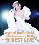 ayumi hamasaki 15th Anniversary TOUR -A BEST LIVE-(Blu-ray+Live Photo Book)[First Press Limited Edition]