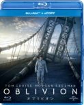 OBLIVION Blu-ray & Soundtrack Short Edition CD (+eCOPY)First Press Limited Edition