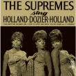 The Supremes Sing Holland?Dozier?Holland