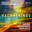 The Bells, Symphonic Dances : Rattle / Berlin Philharmonic