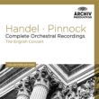 Comp.orch.recordings: Pinnock / English Concert
