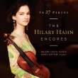 In 27 Pieces: Hilary Hahn(Vn)Smythe(P)