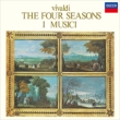 Four Seasons (6 Performances): Ayo, Michelucci, Carmirelli, Agostini, Sirbu(Vn)I Musici (6CD)