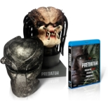 [Predator Head] Predator Complete Blu-ray Collection (4 Discs)[1,500 Set Limited Manufacture]