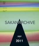 SAKANARCHIVE 2007-2011 �`�T�J�i�N�V���� �~���[�W�b�N�r�f�I�W�` (Blu-ray)
