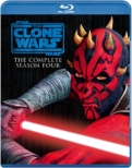 Star Wars: The Clone Wars S4 Complete Set