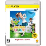 �݂�Ȃ�golf 6 Playstation3 The Best