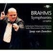 Complete Symphonies : Zweden / Netherlands Philharmonic, Netherlands Radio Philharmonic (3CD)