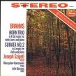 Horn Trio, Violin Sonata, 2, : Barrows(Hr)Szigeti(Vn)Horszowski(P)