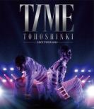 TOHOSHINKI LIVE TOUR 2013 -TIME- (Blu-ray)