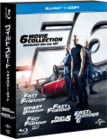 The Fast And The Furious 6 Hexalogy Blu-Ray Set