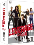Leverage Season 4 DVD-BOX II