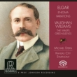 Elgar Enigma Variations, Vaughan-Williams The Wasps, Greensleeves : M.Stern / Kansas City Symphony Orchestra (Hybrid)