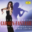 Carmen-Fantasie -Violin Favorites : Mutter(Vn)Levine / Vienna Philharmonic (Platinum SHM-CD)