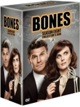 BONES Season 8 DVD Collector's BOX