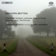 Frank Bridge Variations, Simple Symphony, Elegy for Strings, etc : Tonnesen / Camerata Nordica (Hybrid)