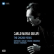 Carlo Maria Giulini -The Chicago Years -Beethoven, Berlioz, Brahms, Bruckner, Mahler, Stravinsky (4CD)