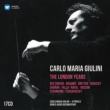 Carlo Maria -The London Years -Beethoven, Brahms, Britten, Debussy, Dvorak, Falla, Ravel, Rossini (17CD)