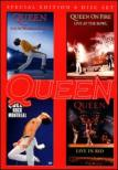 Live At Wembley / Rock Montreal / Live In Rio / On Fire