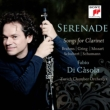 Serenade -Songs for Clarinet : Fabio di Casola(Cl)Zurich Chamber Orchestra