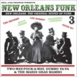 Soul Jazz Presents / New Orleans Funk Vol.3 Original Sound Funk