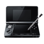 Nintendo 3DS Clear Black