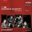String Quartet, 9, 10, 13, 14, 15, : Amadeus Q Rias Recordings