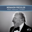Schubert Piano Sonata No.18, Mozart Rondo K.511, Beethoven Bagatelles Op.126 : Pressler