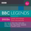 BBC Legends Great Recordings from the Archives (20CD)