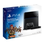 Playstation4 First Limited Pack With Playstation Camera