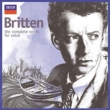Complete Works for Voice : Britten / LSO, ECO, Royal Opera House, Pears, etc (16CD)