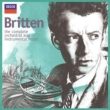 Complete Orchestral & Instrumental Music : Britten / ECO, Bonynge / National PO, Rostropovich, S.Richter, etc (13CD)