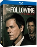 The Following Season 1 Blu-ray Complete Box