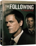 The Following Season 1 DVD Complete Box [First Press Limited Edition]