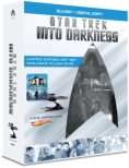 Star Trek Into Darkness U.S.S Vengeance Blu-Ray Boxset W/Comic Book