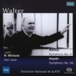 Mahler Symphony No.4, Haydn Symphony No.96, R.Strauss Don Juan : Walter / French National Radio Orchestra, Stader(S)(1955)(Single Layer)