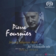 6 Cello Suites : Fournier (Tokyo 1972)(Single Layer)