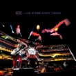 Live At Rome Olympic Stadium��CD�{DVD��