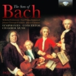 The Sons of Bach -Symphonies, Concertos, Chamber Music, etc (10CD)