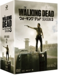 The Walking Dead Season 3 Dvd Box-2