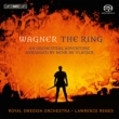 The Ring-An Orchestral Adventure : Renes / Royal Swedish Opera Orchestra (Hybrid)