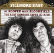 Fillmore East:The Lost Concert Tapes 12/13/68