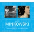 Water Music, Ode for St.Cecilia's Day : Minkowski / Les Musiciens de Louvre (2CD)