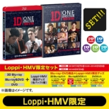 THIS IS US (Loppi HMV Limited Another Jacket)(Blu-ray & DVD Combo)+5 One Direction Can Badge Set