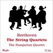 Comp.string Quartets: Hungarian Q (1953)
