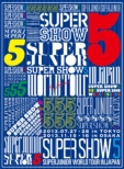 SUPER JUNIOR WORLD TOUR SUPER SHOW5 in JAPAN [First press Limited Edition] (3DVD)