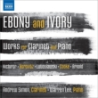Ebony & Ivory -Works for Clarinet & Piano : A.Simon(Cl)Warren Lee(P)