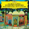 Overtures : Karajan / Berlin Philharmonic