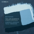 (String Orch)string Quartet, 12, 13, 14, 15, 16, Great Fugue: Tonnesen / Camerata Nordica
